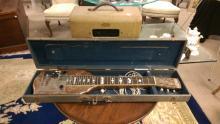 Supro Model V25655 Electric Guitar w/Amp