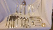 Towle Sterling Partial Flatware Service