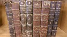 Rare Books - Misc Volumes Lot