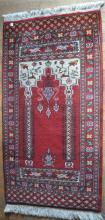Handmade prayer Rug- Twentieth Century