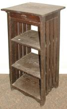 American Oak Arts and Crafts Period Bookstand
