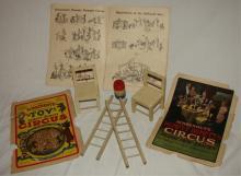 Schoenhut Humpty Dumpty Circus Toys and Catalog