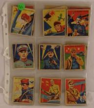 1933 Sky Birds Cards – National Chicle Company
