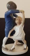 Bing & Grandahl Porcelain Figural Group
