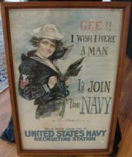 Howard Chandler Christy Original WWI Poster
