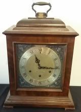 Seth Thomas Bracket Clock in Mahogany Case