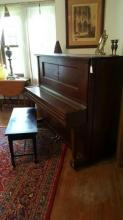 Early Steinway Duo Art Player Piano
