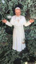Royal Doulton Figure Pope John Paul II