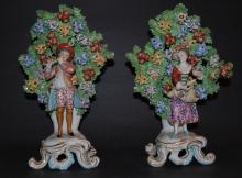 19th Century Meissen Figures
