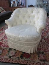 William Sonoma Barrel chair