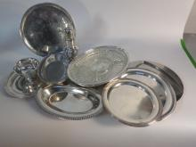 Assorted Sterling marked and English Silver