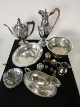 Assorted Tiffany Pennsylvania English Sterling