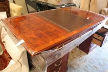 Handsome Leather top JOFCO BONHER desk