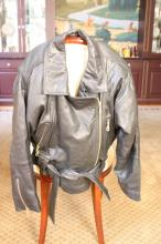 ANDREW MARC Vintage Leather Jacket