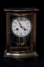 Medaille D'argent L Marti Et Cie French Clock