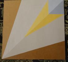 KOVLER, C. 1984 Oil on Canvas