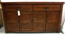 ZOCALO Deco Maple Stained Sideboard