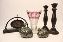 Group Lot Decorative Table Items