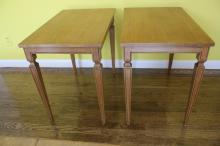 Pair of B ALTMAN Beacon Living Room End Tables