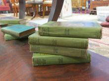Charlotte Bronte's - Jane Eyre & 16 Vintage Books