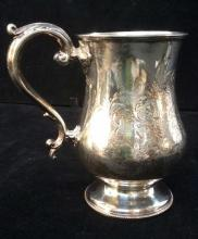 Victorian Silver Plate Mappin Brothers C.1880 Jug