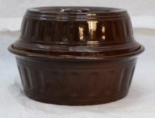 USA Crock Bean Pot with Lid