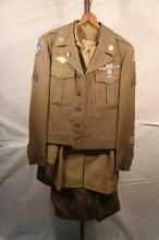 World War II Army Core Engineers Uniform