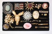 23 Antique and Vintage Jewelry Pieces