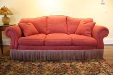 ABC Loose Cushioned Sofa TISSA Fabric