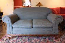 ABC Upholstered Love Seat