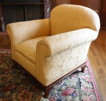 ABC Upholstered Club Chair