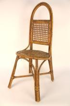 Rattan Ski Chair