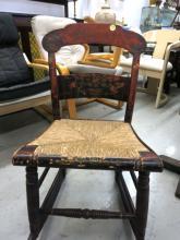 Antique Furniture Group Lot