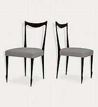 Pair of Italian chairs