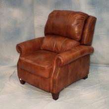 Lay Z Boy Leather Recliner