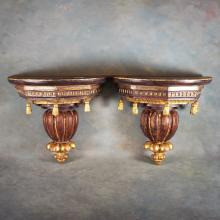 Pr. of Wall Sconces