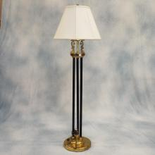 Brass/Metal Floor Lamp
