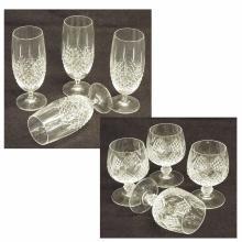 Crystal Water Glasses