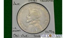 1941 Panama 1 Balboa UNC 90 % Silver