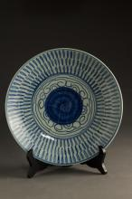 Chinese Qing Dynasty Porcelain Platter
