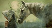 Oil Painting  SunChangYin (1943-)