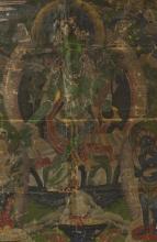Chinese Ming Dynasty TangKa