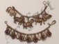 Two Vintage Silver Bracelets