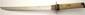 Rai Kunitoshi 14-15th C. Wakizashi Companion Sword