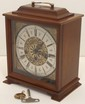 Vintage Linden Chiming Mantel Clock