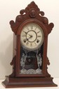 Antique Gilbert Kitchen Clock