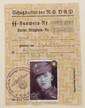 Ausweis (I.D.) of an SS-Man #1