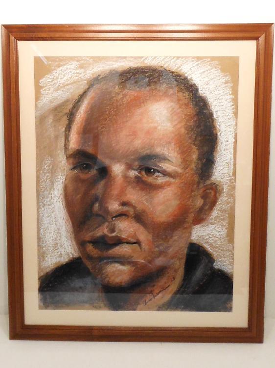 Pastel Jim Leuner