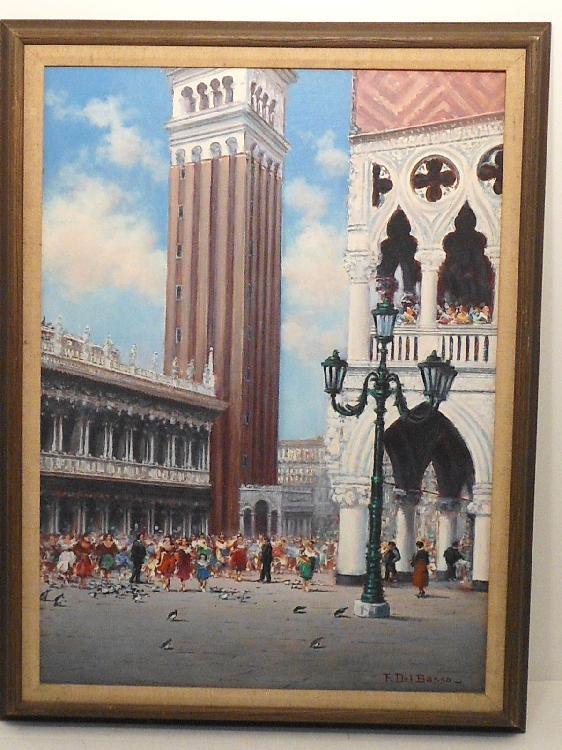 OOB F. Del Basso Street Scene