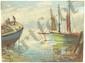 OOB Cesare A. Ricciardi Dock Scene